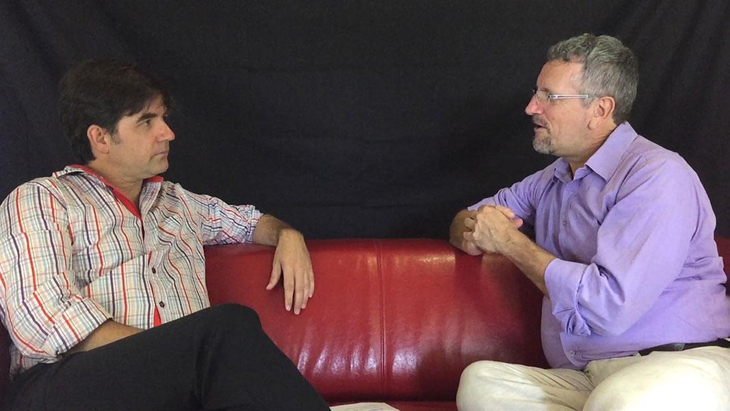 Vidéo 2 : Martin Lessard et Alain Thériault discutent des réseaux sociaux en B2B