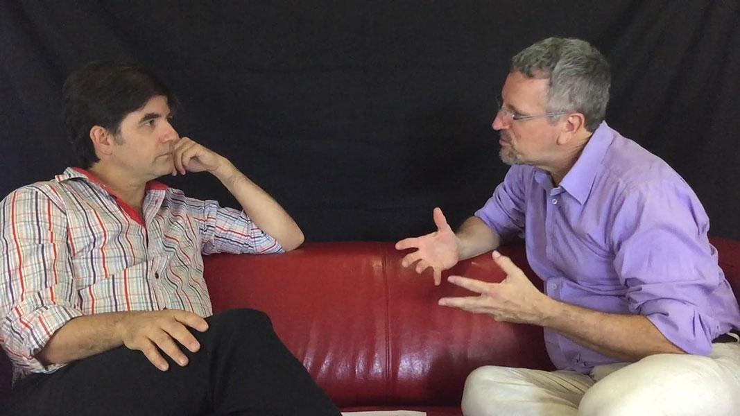 Video 3 Martin Lessard et Alain Thériault discutent de réseaux sociaux en B2B