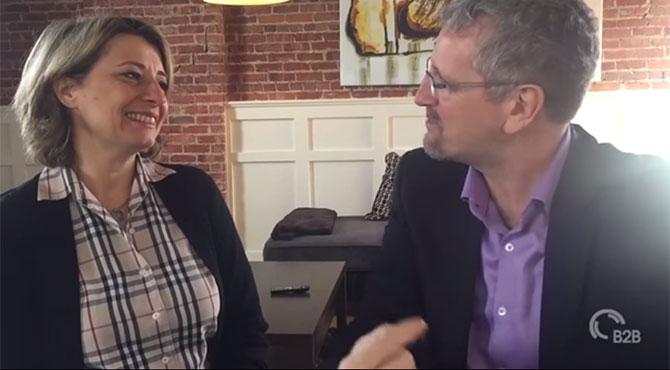 Vidéo : Ouvrir le marché Français