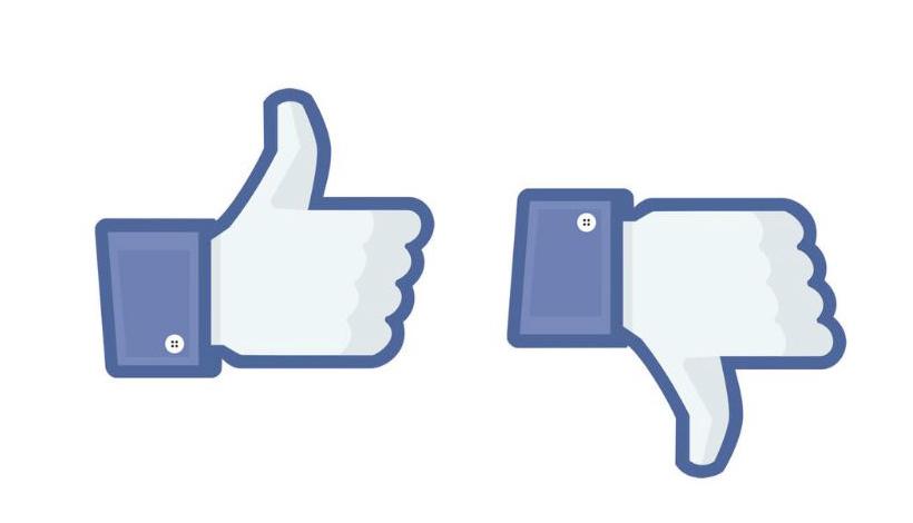 Pour moi, c'est terminé les «like» sur Facebook et Twitter !