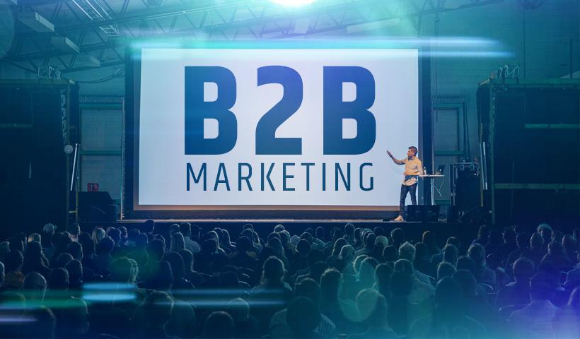 Conférences en marketing B2B : ce que les programmations nous disent sur les tendances