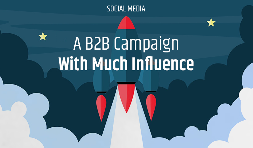 Successful B2B Campaign on Twitter