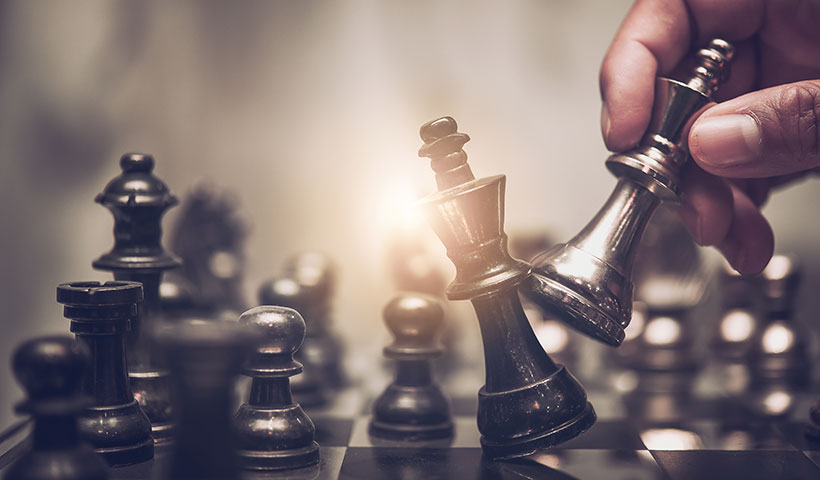 Le positionnement stratégique à l'ère de la transformation numérique