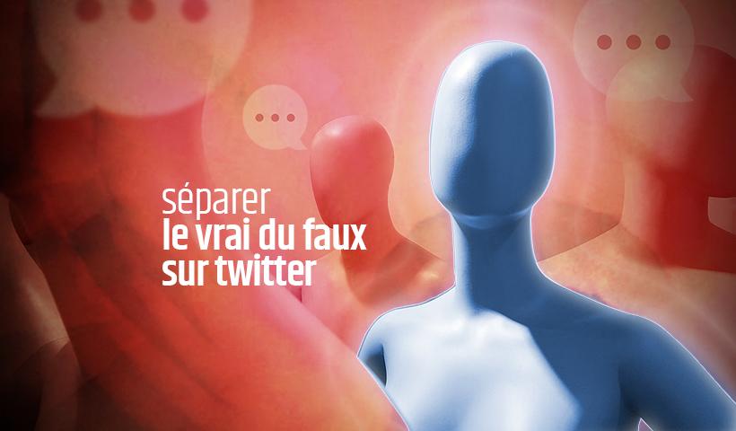 Séparer le vrai du faux sur Twitter en marketing B2B