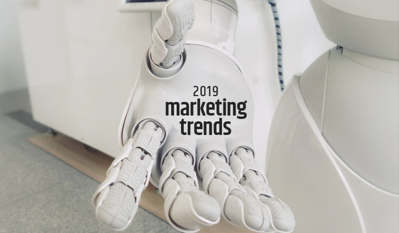 2019 B2B marketing trends