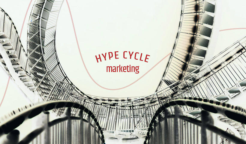 Hype Cycle Marketing B2B